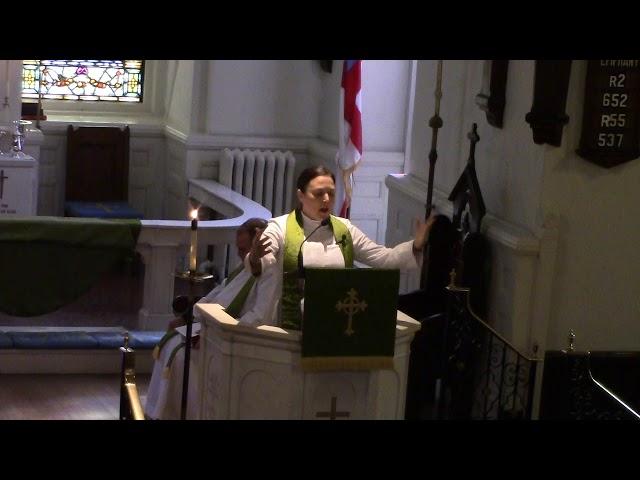 1-26-2020-The Reverend Samantha Vincent-Alexander