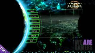 CnC 3 Forgotten Mod Part 1 HD
