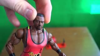 Big E Langston Elite 26 WWE Mattel Unboxing & Review!