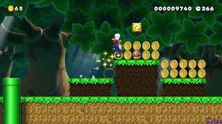 Super Mario Maker 2 [SMBU] Super Mario's Journey 1-1 KN1-14L-N6G