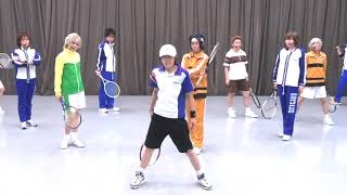 【FRISBEE☆】THIS IS THE PRINCE OF TENNIS踊ってみた【小雨】