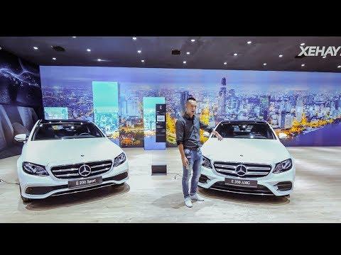 Đi nghịch xe tại triển lãm Mercedes lớn nhất Việt Nam - Fascination 2019 | XE HAY