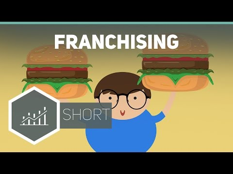 Franchising – Grundbegriffe der Wirtschaft