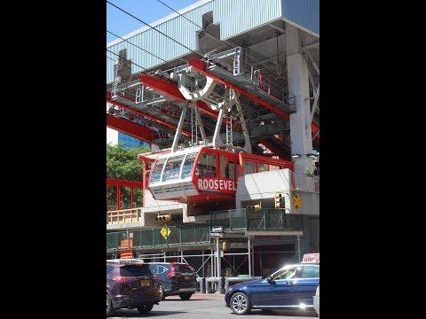 Roosevelt Island Tramway - NY 2017