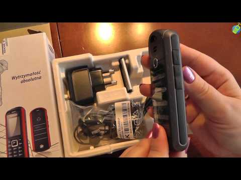 unboxing pl SAMSUNG B2100 SOLID Modern Black rozpakowanie po polsku