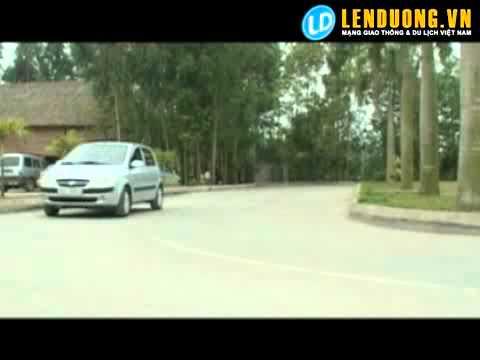 Học lái xe: xử lý lái xe qua ngã tư có tín hiệu đèn giao thông lần 4 (bài 13)