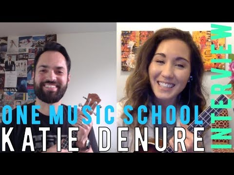 Ukulele Lesson with Katie DeNure of One Music School