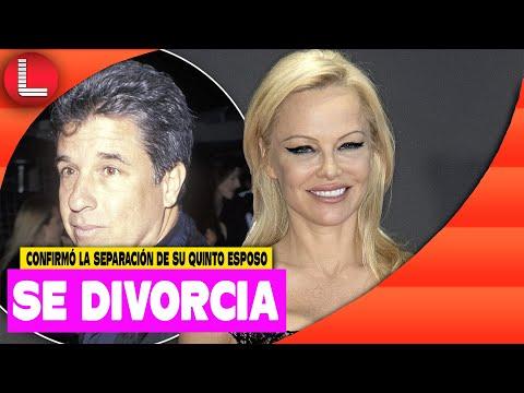 A 12 Días De Casada, Pamela Anderson Se Divorcia
