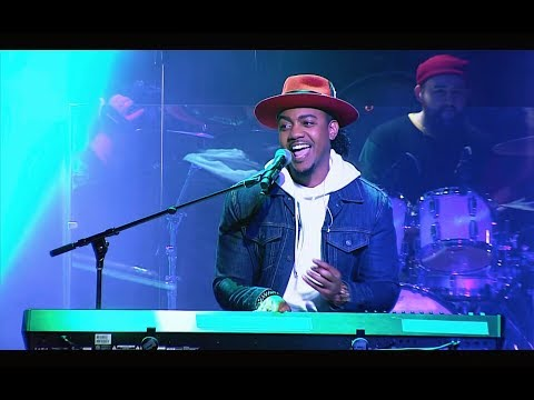 """Rudy Currence sings """"Superstition"""" LIVE @ Decatur City Church!!"""