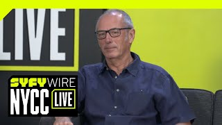 We talk New HBO Watchmen Series | NYCC 2018 | SYFY WIRE