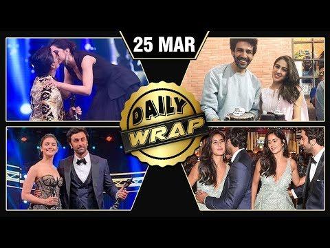 Alia Proposes Ranbir, Ranveer Deepika Filmfare Kiss, Ranbir Katrina Reunite | Top 10 News Mp3