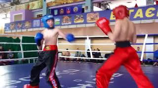 Житомиряни на Чемпіонаті України з кікбоксингу у Черкасах