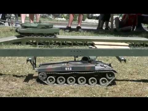 RC TANK / PANZER - Tamiya Heng Long - RADIO REMOTE in full. d-day 2017