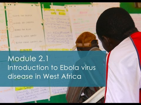 WHO: GO Training - Facts about Ebola Virus Disease (EVD)  - Module 2.1