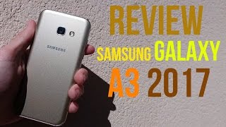 review samsung galaxy a3 2017    espaol