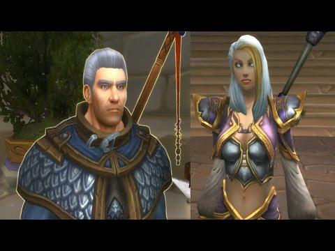 WOW Legion New Khadgar Quest line & Scenario The Archmage