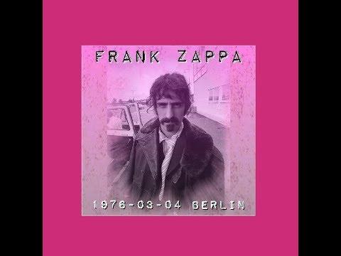 Frank Zappa 1976 03 04  Berlin (soundcheck + concert)