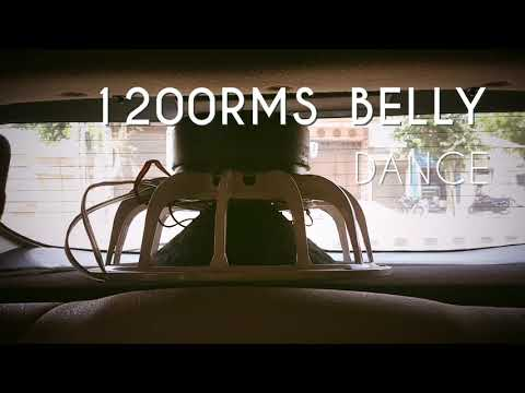 1200 RMS Bass Test | Car is Dancing |