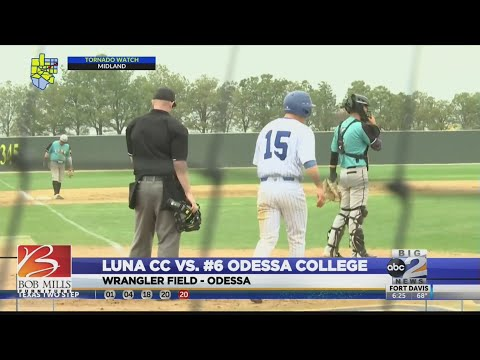 Luna Community College vs. Odessa College