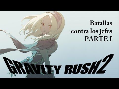 PS4 Gravity Rush 2 Batallas contra los jefes PARTE I