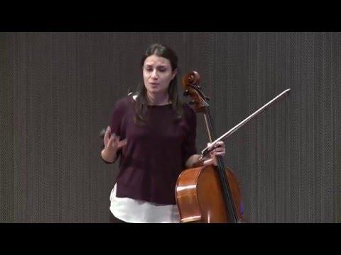 La música clásica nos gusta y ¡no lo sabemos! | Ana Laura Iglesias | TEDxGijon