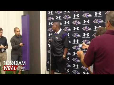 Baltimore Ravens General Manager Ozzie Newsome comments on the passing of Art Modell