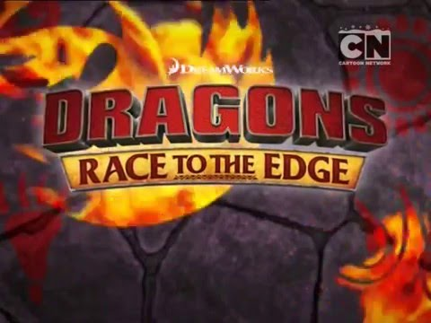 Видео драконы гонки по краю