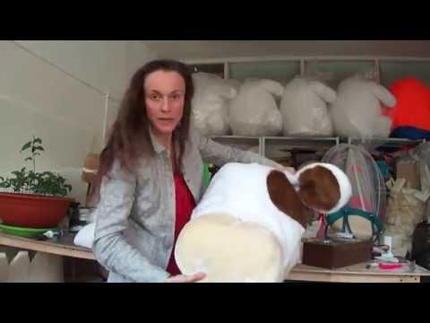 Делаем ростовую куклу в форме шара 1 метр диаметр | Пошив ростовых кукол | iclowns.ru