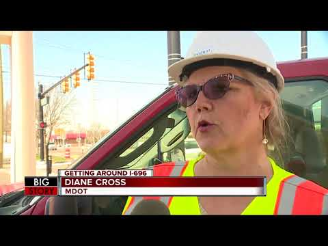 Concerns over rats from I-696 project