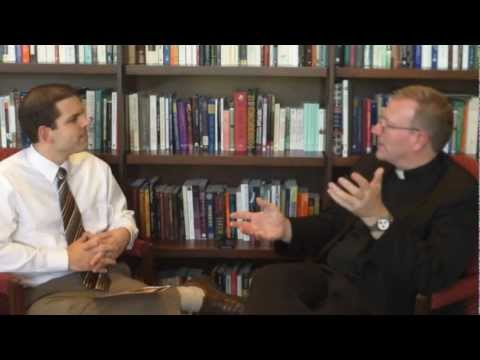 Interview with Fr. Robert Barron - On the New Evangelization and New Media