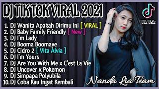 Download Mp3 DJ TIKTOK TERBARU 2021 DJ WANITA APAKAH DIRIMU INI TIK TOK FULL BASS VIRAL REMIX TERBARU 2021