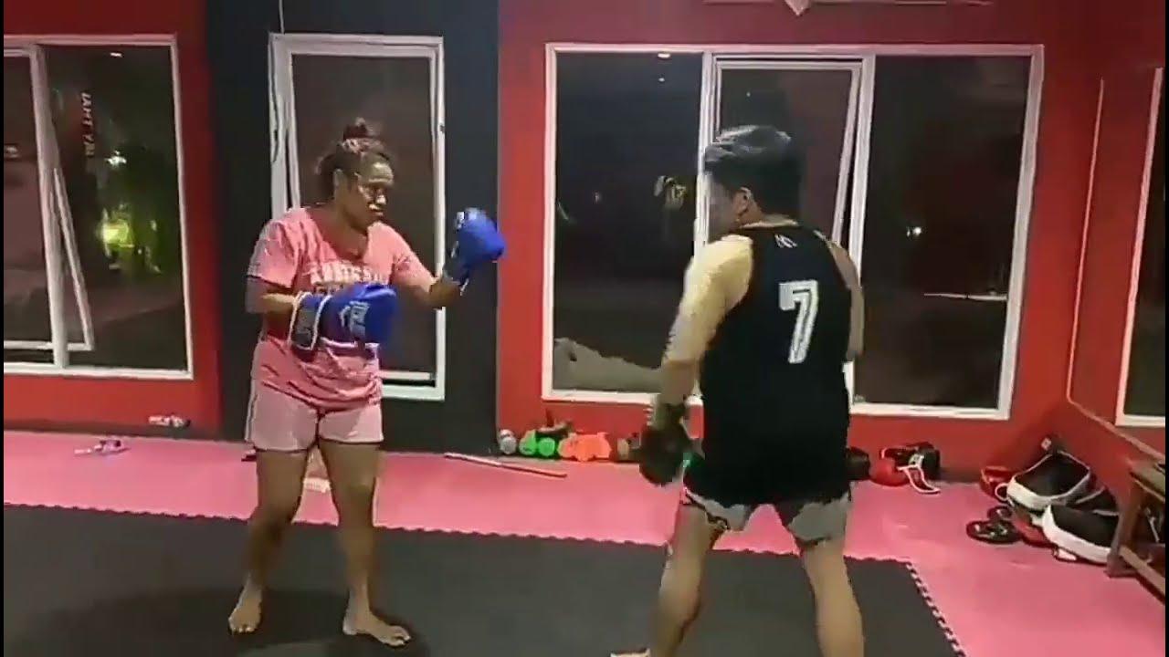 Download Sparing boxing amatir