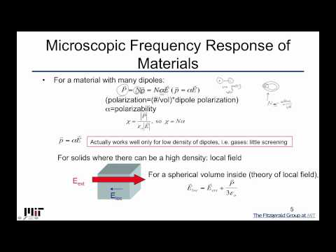 Structure Symmetry and Tensor Properties of Materials Lecture 66