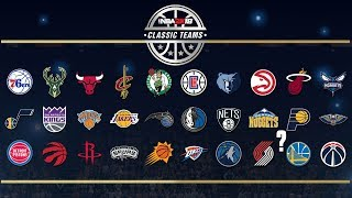 NBA 2K18 Reveals 2 New Classic/Historic Teams!