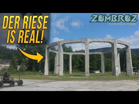 What Der Riese Is Really Like! | A Walking Tour Of The Real Life Der Riese | Zombroz European Tour