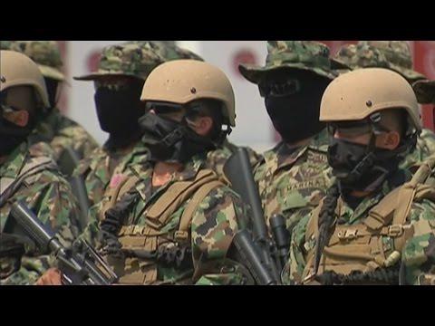 ¿Quiénes son las Fuerzas Especiales de la Marina?