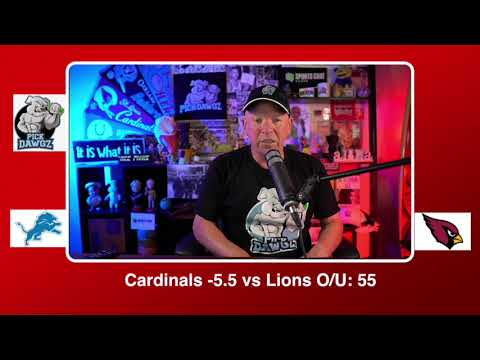 Arizona Cardinals vs Detroit Lions NFL Pick and Prediction 9/27/20 Week 3 NFL Betting Tips