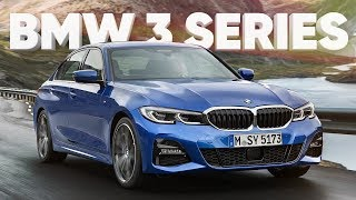 Тест BMW 3 series 320d 2019
