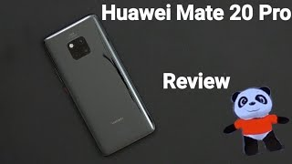Brand New Review Of @Huaweimobile Mate 20 Pro With EMUI 9 Review & 3D Live Maker App