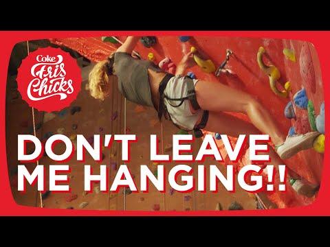#02 Survivallen en klimmen om schoolstress te verlichten! - FrisChicks