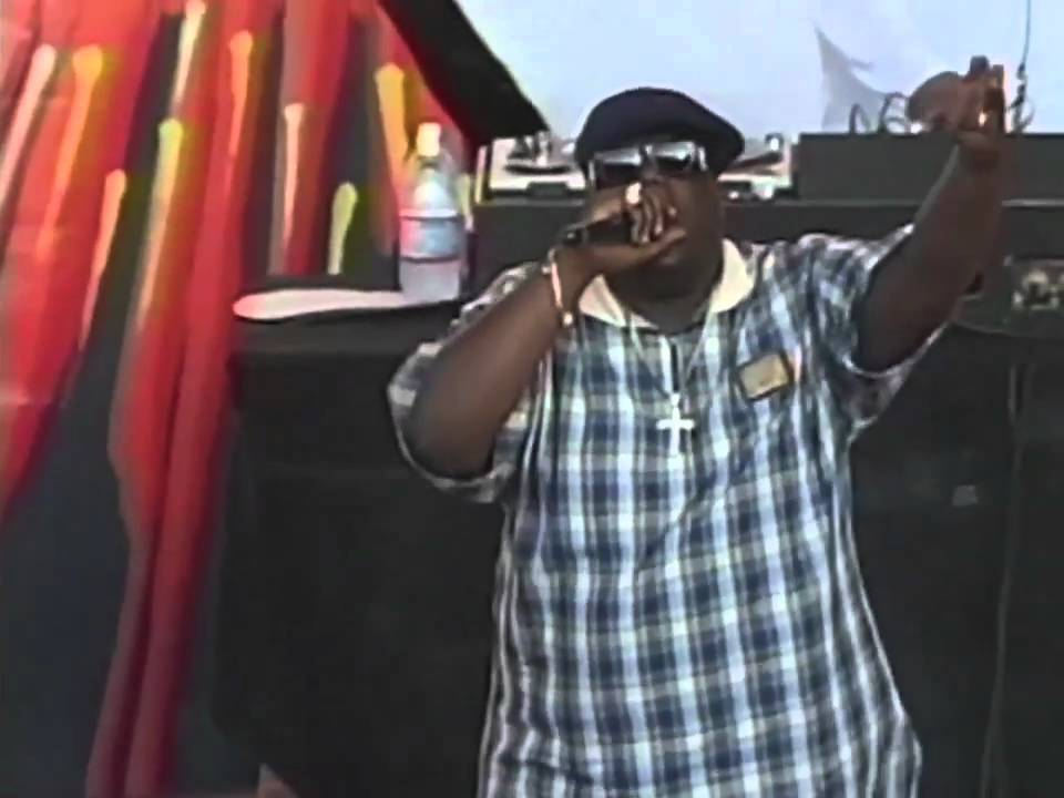 "Notorious B.I.G. ""Warning"" - Live at KMEL Summer Jam 1995 ..."