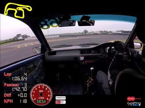 BYP Racing Built Honda Civic EG K20 - SMSP GP 1:42.5
