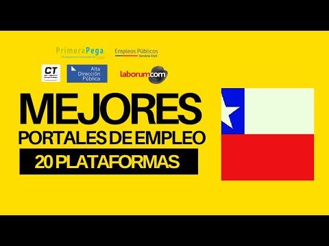 Como buscar trabajo en chile  - PÁGINAS PARA CONSEGUIR EMPLEO 2020