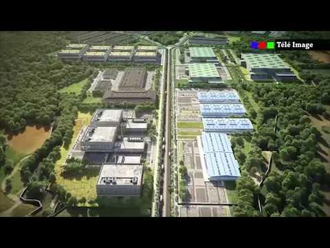 Haiti développement -  La Diaspora participe - Projet Parc Industriel , Village Résidentiel