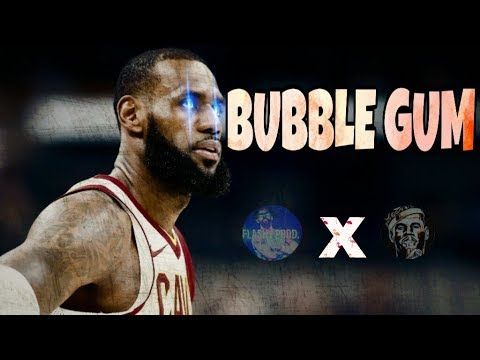 LeBron James Mix ~ BUBBLE GUM Collab with CP Mixtapes!