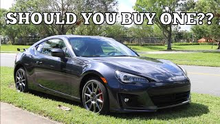 Is The 2017 Subaru BRZ Still Cool?