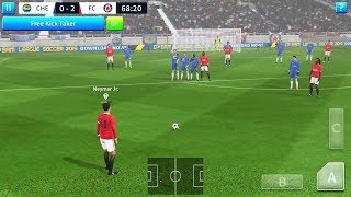 Dream League Soccer 2019 Android Gameplay #13