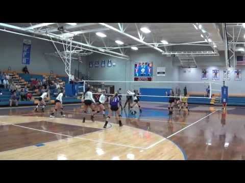 Lipscomb Academy vs GoodPasture 092616 (Volleyball)