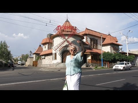 Yerevan, 03.09.17, Su, Video-1, (на рус.),  Аван-Ариндж и центр.