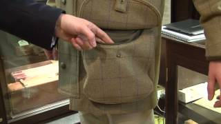 William Evans shooting jacket